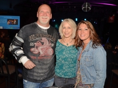 Curt & Sheila from Wisconsin with Coorado friend Kathy